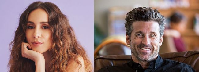 Troian Bellisario si Patrick Dempsey in Ways & Means