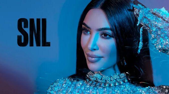 Kim Kardashian West gazduieste Saturday Night Live