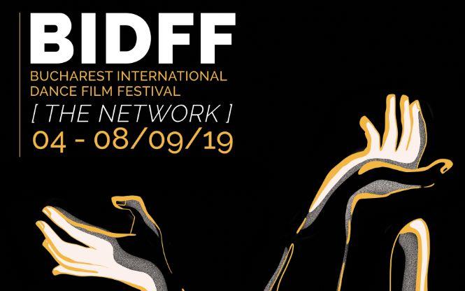 Festivalul International de Film de Dans 2019