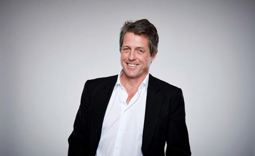 Hugh Grant in Toff Guys