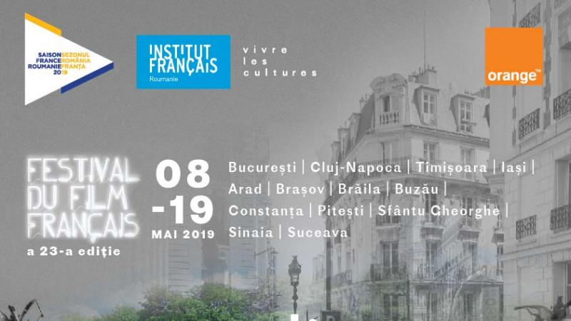 Festivalul Filmului Francez 2019
