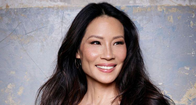 Lucy Liu in Rosemead